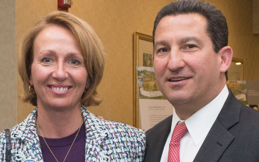 $50 million gift from Robert and Donna Manning is largest in UMass history